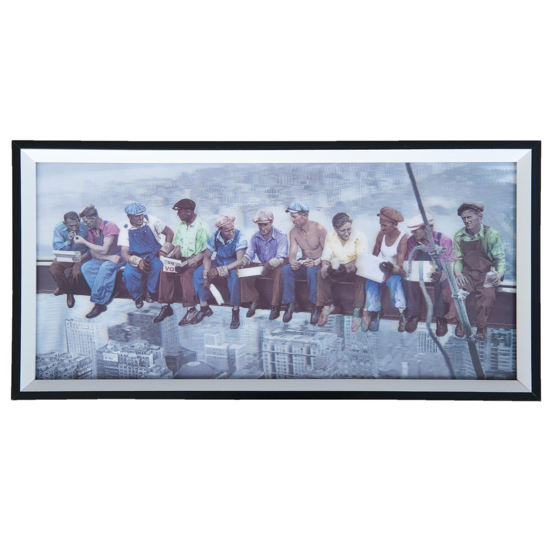 Clayre eef webshop voor winkeliers woondecoratie schilderijen en tekstborden personen - Entree schilderij ...