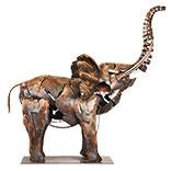 Beeld - kunstvoorwerp olifant