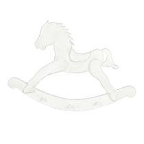 Kapstok paard