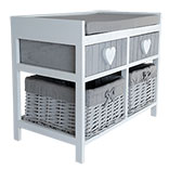 Dresser/bench