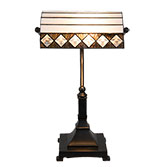 Bureaulamp Tiffany