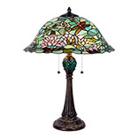 Tablelamp Tiffany complete