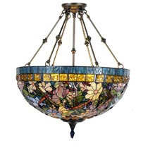 Hanglamp Tiffany compleet
