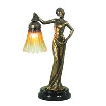 Tischlampe Tiffany Komplet