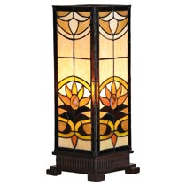 Tafel lamp Tiffany compleet