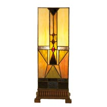 Table lamp Tiffany complete