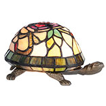 Tiffany schildpadlamp