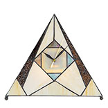 Tafelklok / lamp Tiffany