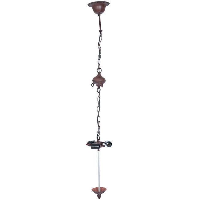 Lamp suspension Tiffany