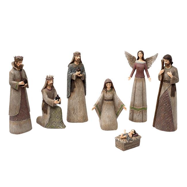 Christmas crib figures (7)