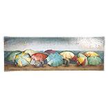 Wanddecoratie paraplu's