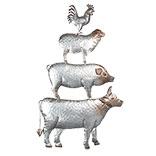 Wanddecoratie dieren