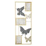 Wanddecoratie vlinders / fotolijst