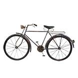 Wanddecoratie fiets