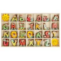 Doos met letters