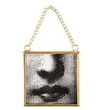 Hanger in glas