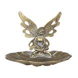 Decoratie schaaltje engel