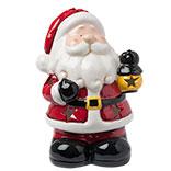 Tealight holder Santa