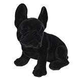 Decoratie hond (franse bulldog)