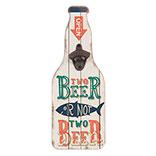Bottle-opener / Quote board
