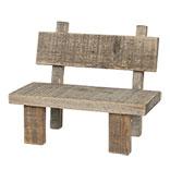 Decoratie mini stoeltje