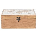 Kist van hout