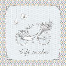 Gift voucher con la busta