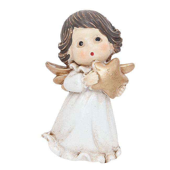 Magneetje engel