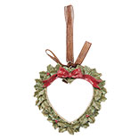 Hänger Herz Weihnachten