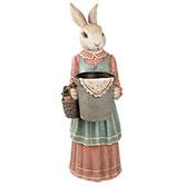 Decoratie konijn / Planthouder