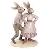 Decoration rabbits