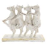 Decoratie dansende koeien