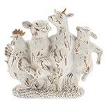 Decoratie dansende dieren