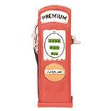 Decoratie benzinepomp