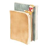 Decoratie boek