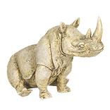 Decoratie neushoorn
