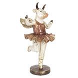 Decoratie dansende koe