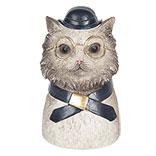 Decoratie buste kat