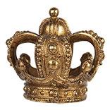 Waxinelichthouder kroon