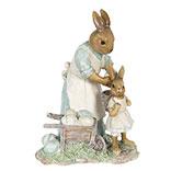 Decoratie konijnen