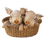 Decoratie varkens
