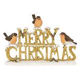 Decoratie Merry Xmas