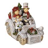 Decoratie kinderen in auto
