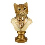 Decoratie kat