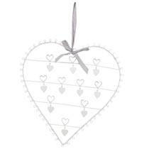 Kartenhalter Herz