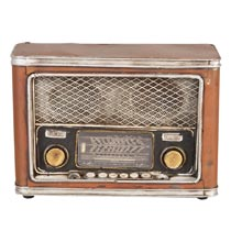 Spaarpot radio