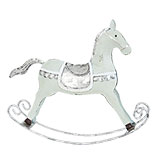 Decoration rocking-horse