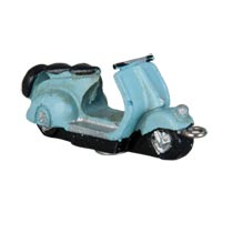 Magneet scooter
