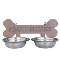 Animal food bowl