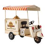 Modell Eiswagen
